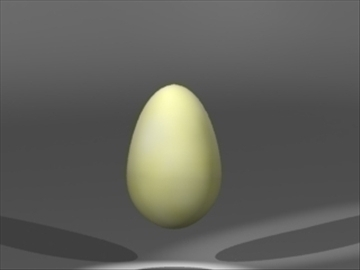 egg 3d model 3ds dxf lwo 80999