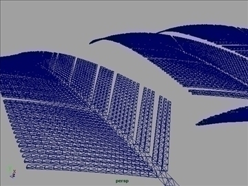 exotic feathers 001 3d model 3ds max obj 102509