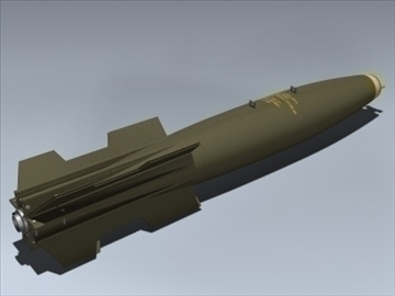mk 82 model 3d 3ds max lwo ma mb obj 99332