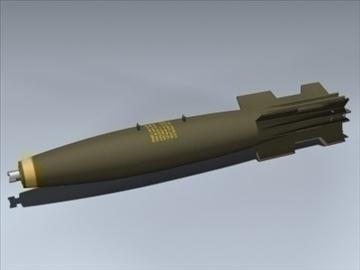 Mk 82 Snakeye ( 33.5KB jpg by Mesh_Factory )
