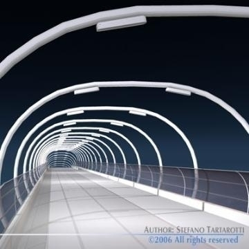 bridge 3d model 3ds dxf c4d obj 77843