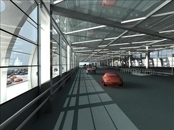 airport 04 3d model 3ds max 90761