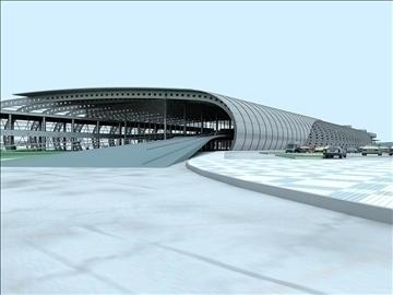 airport 04 3d model 3ds max 90762