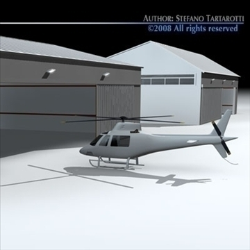 Онгоцны буудлын хошуу 3d загвар 3ds dxf c4d obj 88865