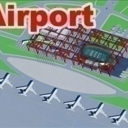 Airport 05 ( 80.69KB jpg by rose_studio )