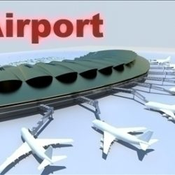 Airport 08 ( 62.55KB jpg by rose_studio )