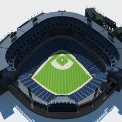 Baseball Stadium ( 162.72KB jpg by Behr_Bros. )