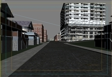 building 012 3d model 3ds max psd 90399