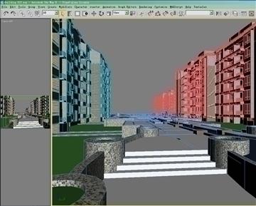 building 023 3d model 3ds max psd 90429