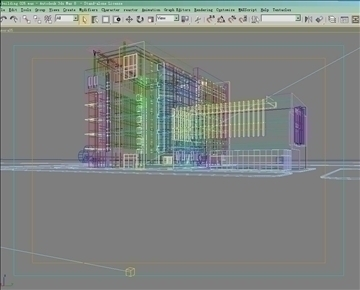 026 3d modell 3ds max psd 90436
