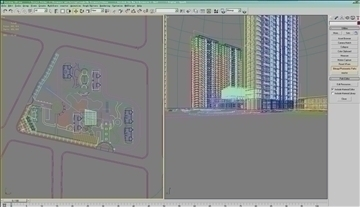 building 193 3d model 3ds max psd 92512