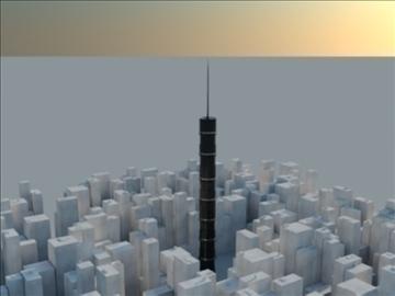 building 3 3d model max 109917