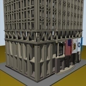 pilsētas bloks 1 3d modelis max 96283