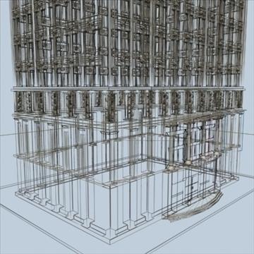 pilsētas bloks 1 3d modelis max 96284