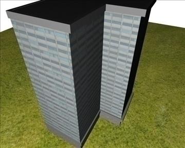 komerciāla ēka 3d modelis cits 98392