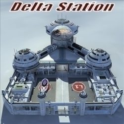 Delta station ( 108.11KB jpg by kibarreto )