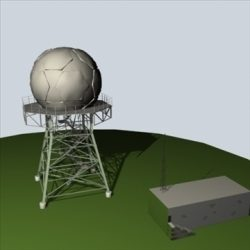 Doppler Radar Complex ( 63.23KB jpg by prolithic )