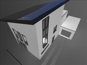 house 3d model 3ds 98353