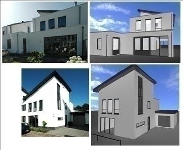 байшин 3d загвар 3ds 98354