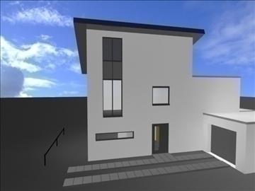 байшин 3d загвар 3ds 98355