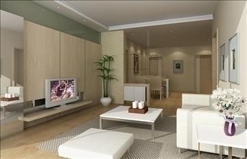 living room139 3d model max 84231