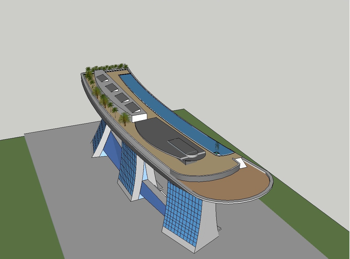 Marina Bay Sands ( 122.97KB jpg by hadzi96 )