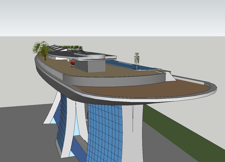 Marina Bay Sands ( 148.4KB jpg by hadzi96 )