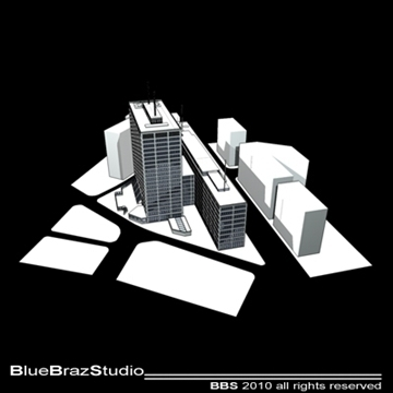new scotland yard 3d model 3ds dxf c4d obj 102617