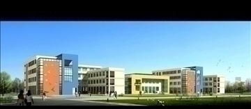 zgrada škole 151 3d model 3ds max psd 90989