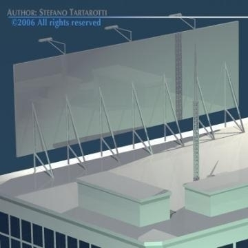 stilizedcity-building2 3d model 3ds dxf obj other 78579