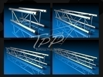 tpp 1 truss fd 24 package 3d model 3ds dxf fbx c4d x obj 107253