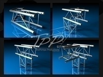 tpp 1 truss fd 24 package 3d model 3ds dxf fbx c4d x obj 107256