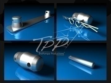 tpp 1 truss fd 32 package 3d model 3ds dxf fbx c4d x obj 107221