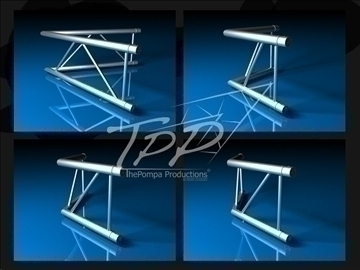 tpp 1 truss fd 42 package 3d model 3ds dxf fbx c4d x obj 107227
