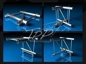 tpp 1 truss fd 42 package 3d model 3ds dxf fbx c4d x obj 107229