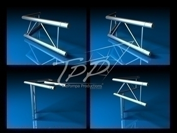 tpp 1 truss package complete 3d model 3ds dxf fbx c4d x obj 107240