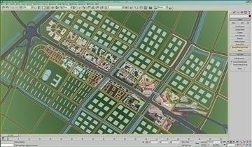 urban design 021 3d model 3ds max 91126