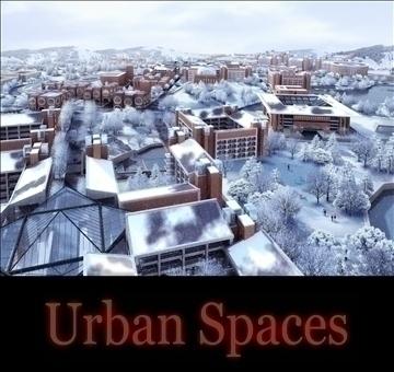 urbani dizajn 078 3d model 3ds max psd 92870