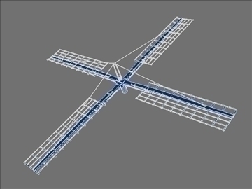 windmill v1 3d model 3ds max jpeg jpg lwo obj 80669