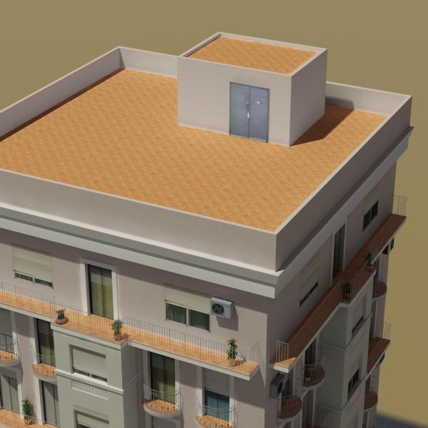 building 29 3d model 3ds max fbx texture obj 151132