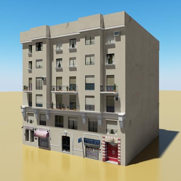 zgrada 37 3d model 3ds max fbx tekstura obj 151669
