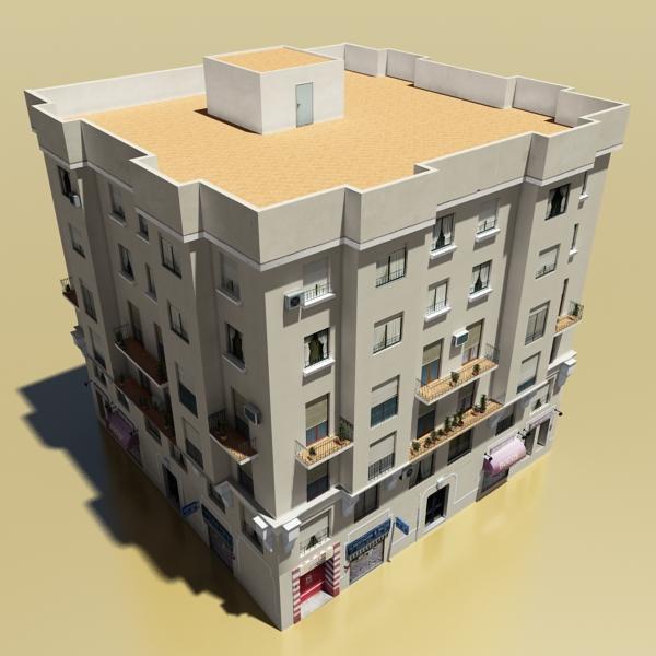zgrada 37 3d model 3ds max fbx tekstura obj 151670