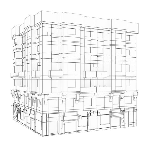 zgrada 37 3d model 3ds max fbx tekstura obj 151677