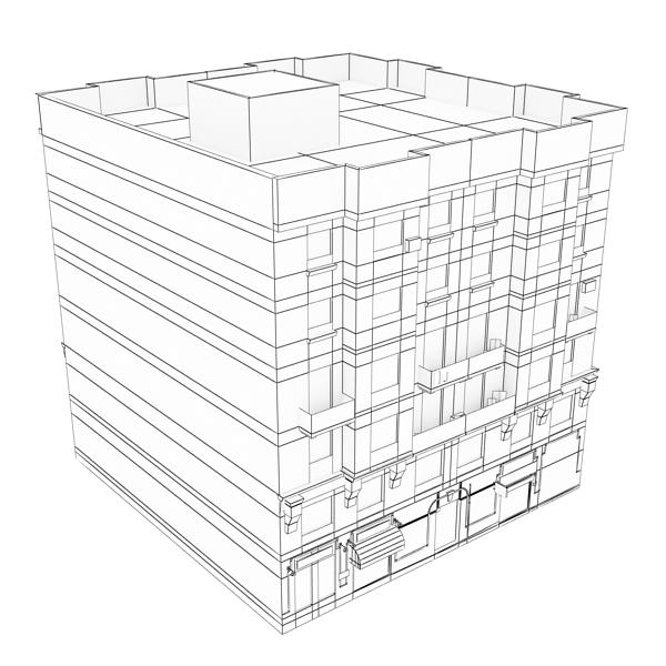 zgrada 37 3d model 3ds max fbx tekstura obj 151678