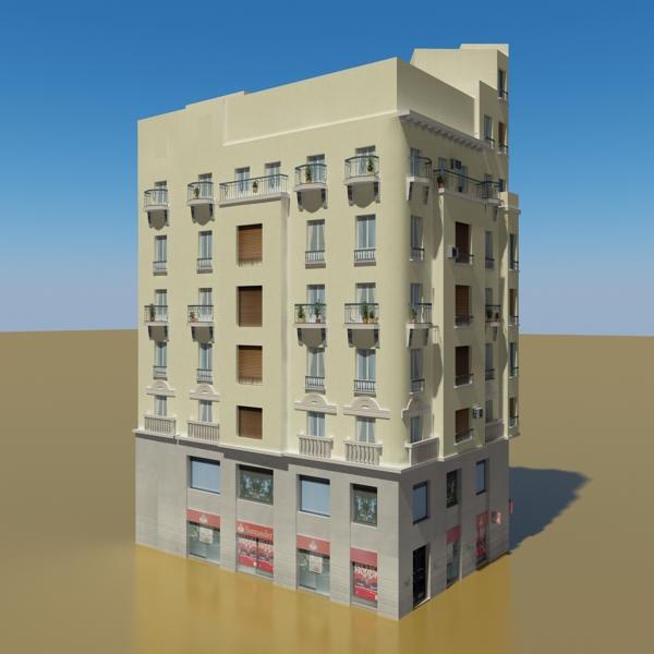 building 38 3d model 3ds max fbx texture obj 151780