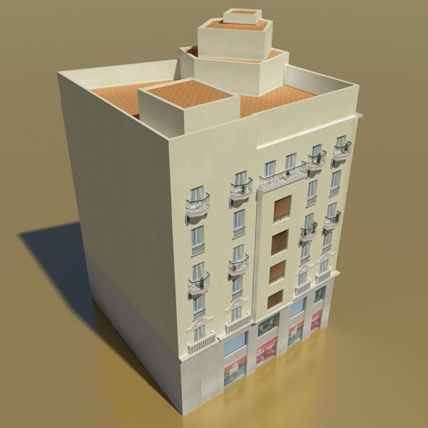 building 38 3d model 3ds max fbx texture obj 151781