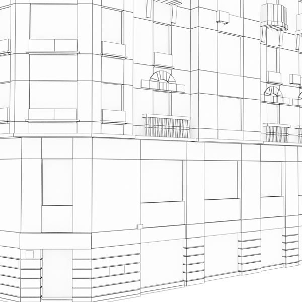 building 38 3d model 3ds max fbx texture obj 151790