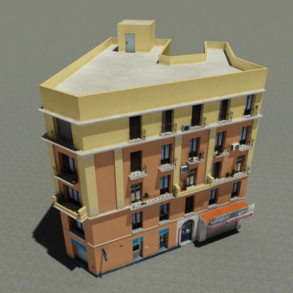 building 60 3d model 3ds max fbx texture obj 154017