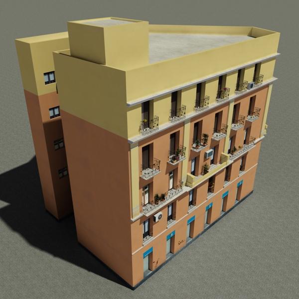 building 60 3d model 3ds max fbx texture obj 154018