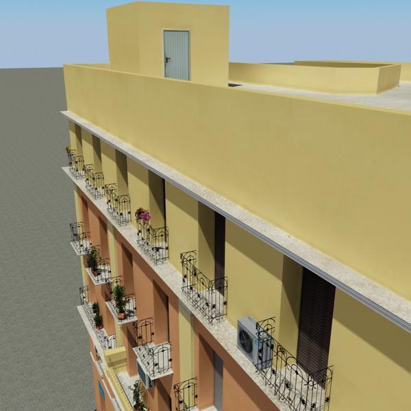building 60 3d model 3ds max fbx texture obj 154023